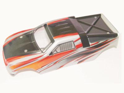 12070 Karosserie RC Cars rot
