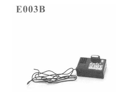 E003B Empfaenger AM 27 MHz