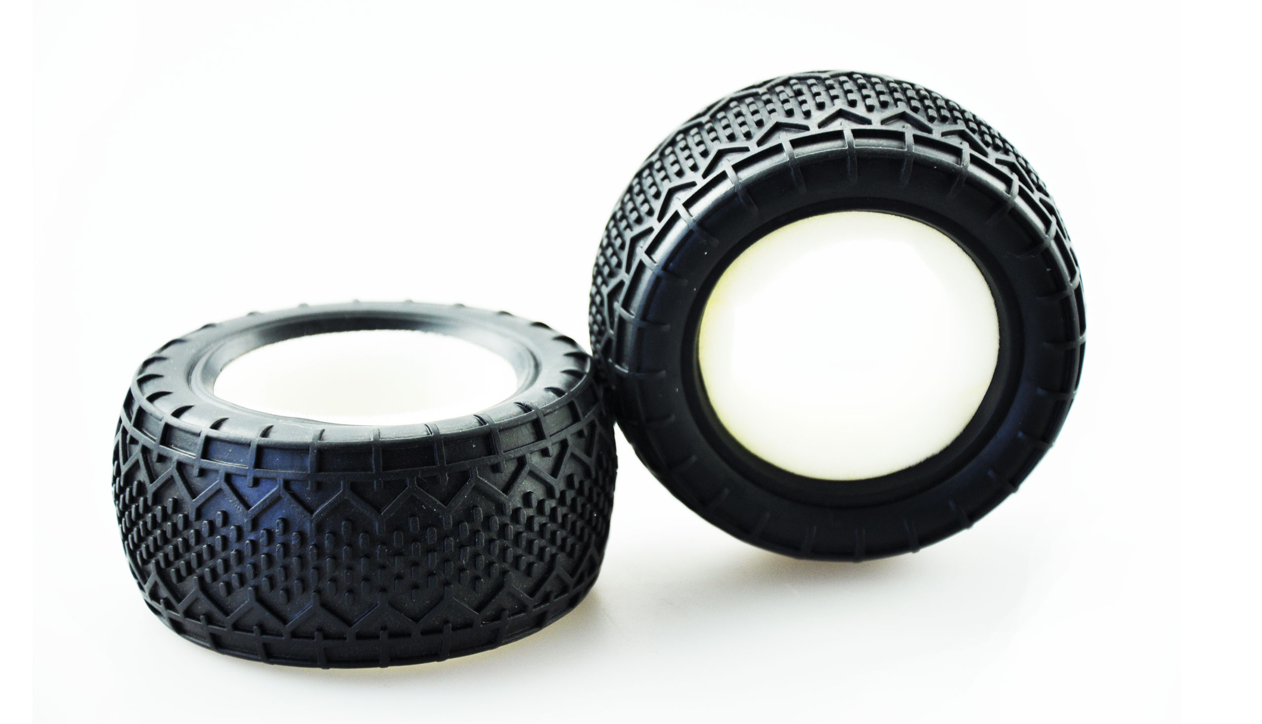 RC Cars tire( Front)+Sponge ONE TEN