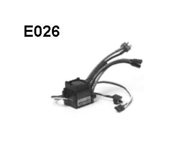 E026 LS-4025-D ESC Brushless12V 45 A