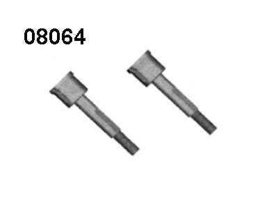 08064 Radachsen, 2 Stueck