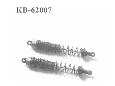 KB-62007 Daempfer vorne komplett