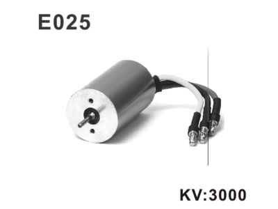 Brushless Motor 540 3000KV