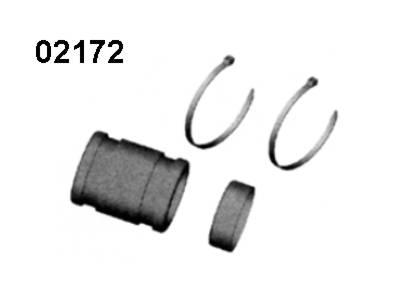02172 Auspuff Gummischlauch