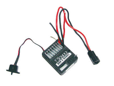 Regler/Empfaenger Elektronik EVO 4M /4T
