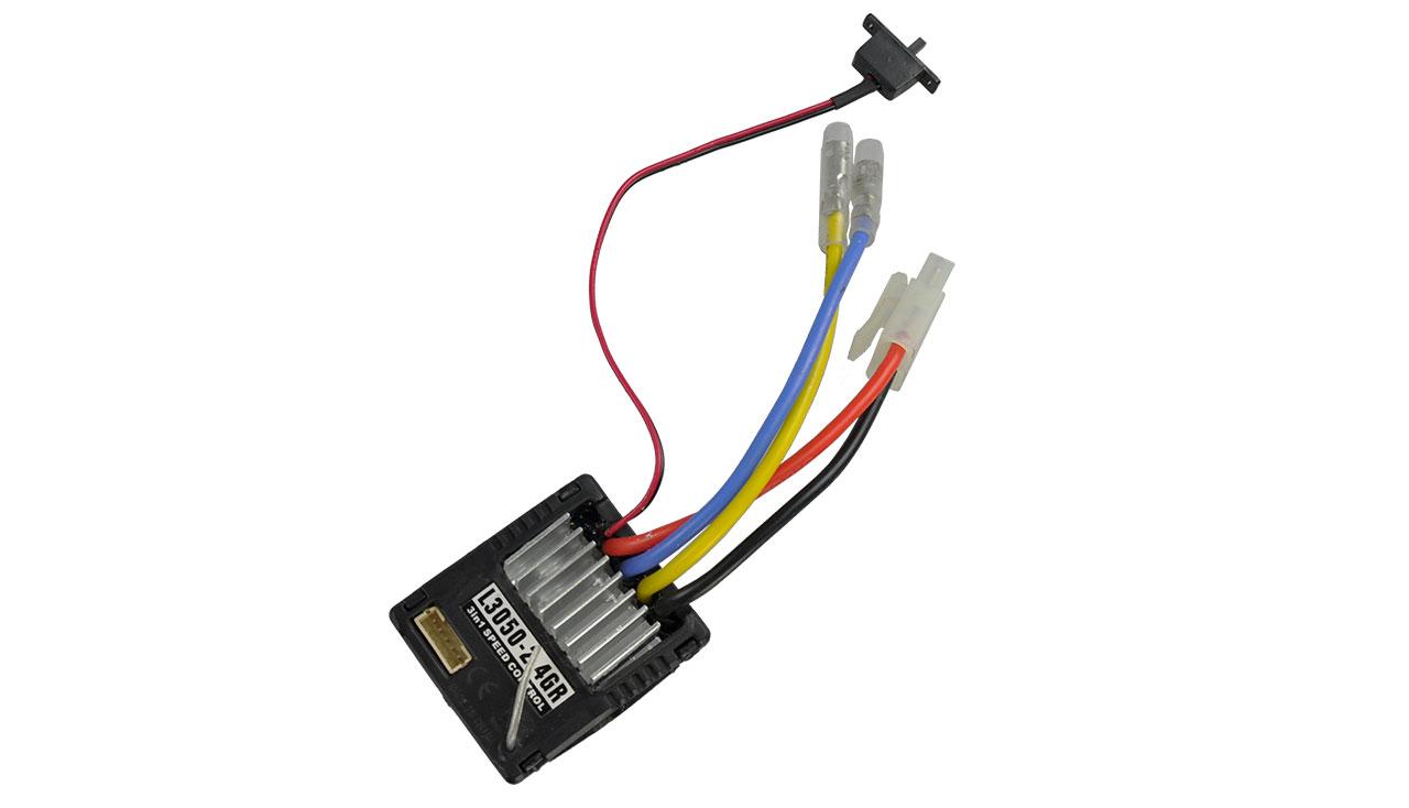 3-in-1 ESC+ Receiver Bonzer 3-in-1 electronic unit Bonzer