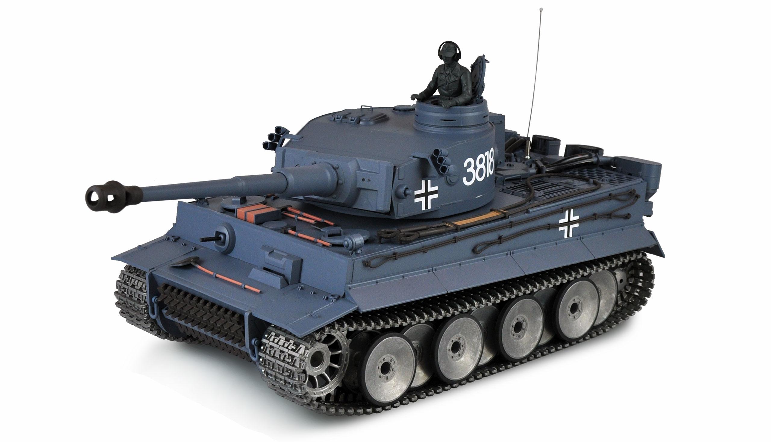Tiger I 1:16 Professional Line IR/BB