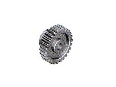 Motorritzel 29 Zaehne Stahl Modul 0,6