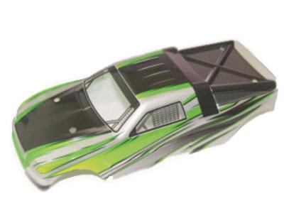 12071 Karosserie RC Cars gruen