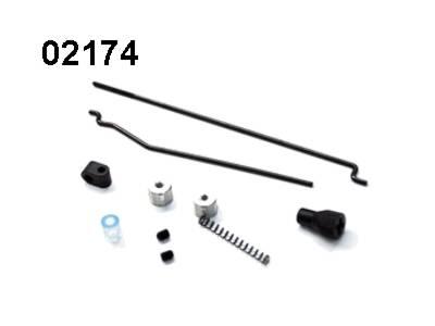 02174 Gas- Bremsgestaenge