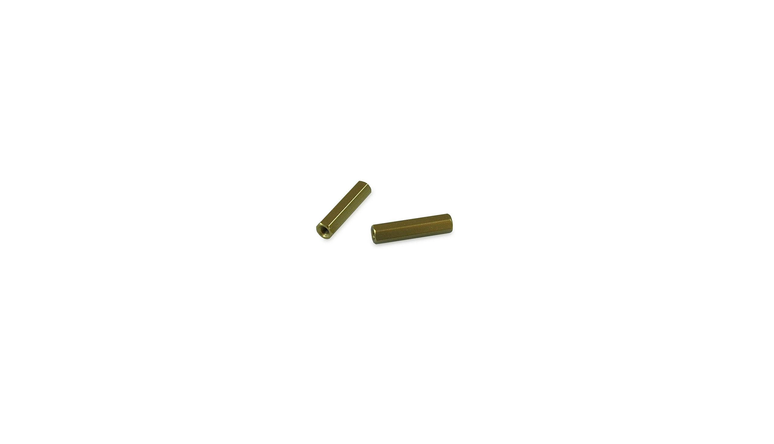 06005 Heckfluegel Versteifung Aluminium gun metal eloxiert