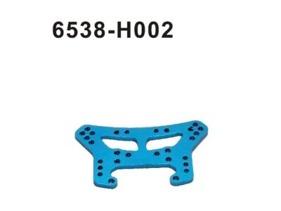 6538-H002 Alu Daempferbruecke vorne/hinten