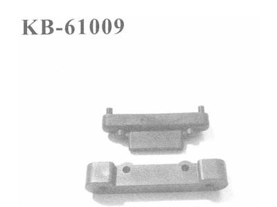 KB-61009 Querlenkerhalter hinten