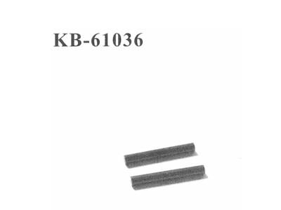 KB-61036 Hinge Pins fuer Lenkhebel