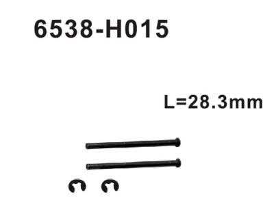 6538-H015 Achse Querlenker vorne aussen 2 Stueck