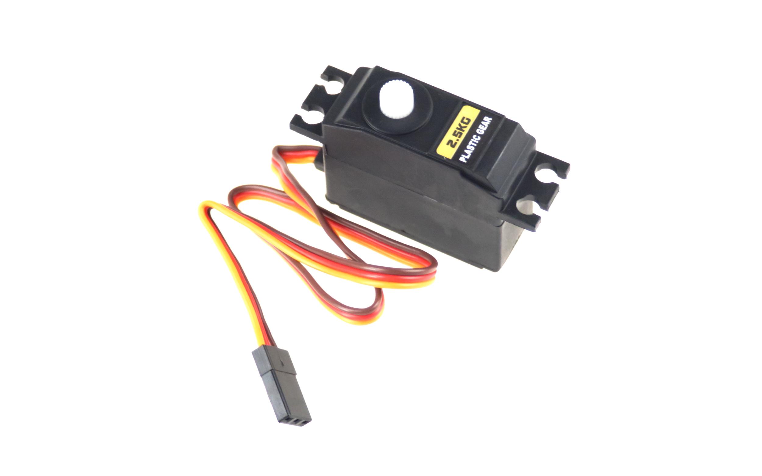 Servo SP2501 Kulak Kunststoffgetriebe