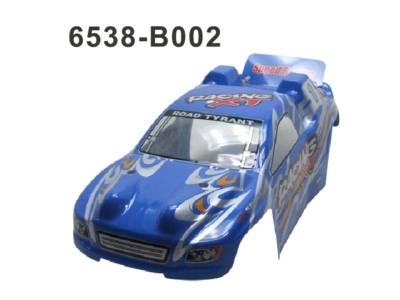 6538-B002 RC Cars Karosserie Blau