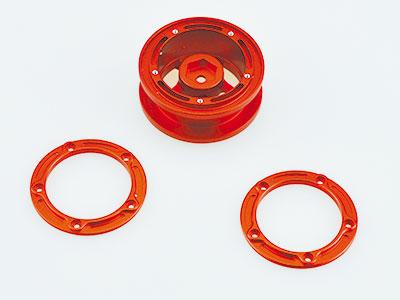 680005 Felge mit Ring Aluminium