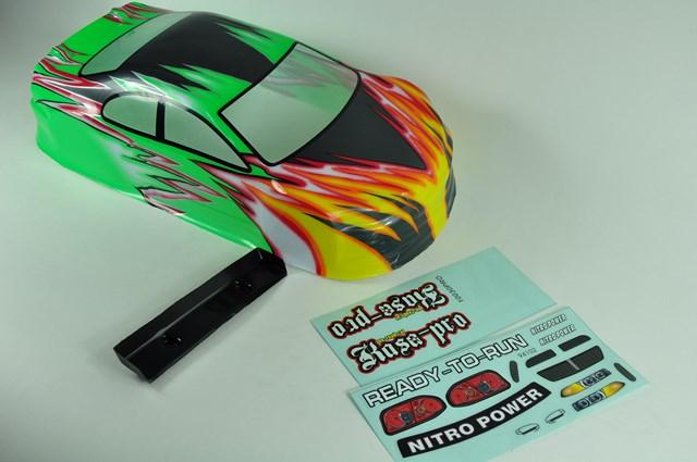 01023 Karosserie Sonic