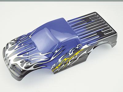 10110-2 Karosserie blau RC Cars 1:10