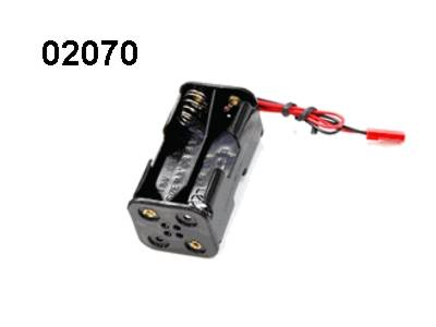 02070 Batteriehalter