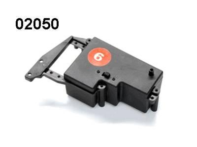 02050 Akku- & Empfaengerbox