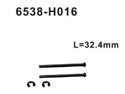 6538-H016 Achse Querlenker hinten aussen 2 Stuec