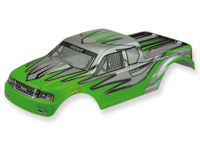 RC Cars Body Green S-Track V2