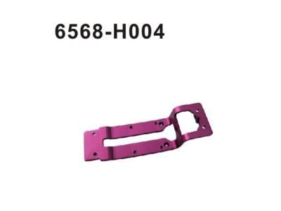 6568-H004 Alu Versteifungsplatte hinten