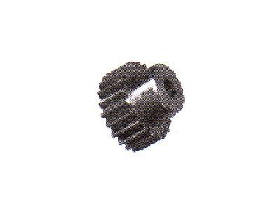 Motorritzel 16 Zaehne Modul 0,6