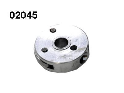 02045 2-Wege Kupplung