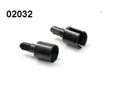 02032 Differential-Mitnehmer 2 Stueck