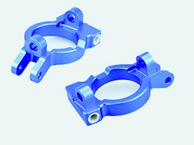 050005 C-Hub Aluminium blau 2 Stueck