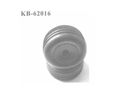 KB-62016 Komplettrad vorne (2 Stueck)
