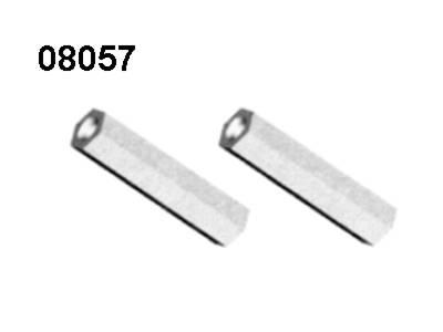 08057 Getriebe Pfosten