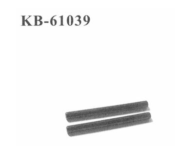 KB-61039 Hinge Pins Querlenker vorne innen