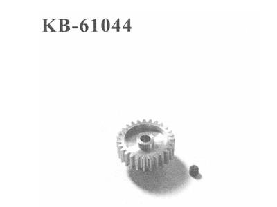 KB-61044 Motorritzel 23Z
