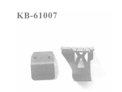 KB-61007 Frontrammer + Motorschutzbuegel