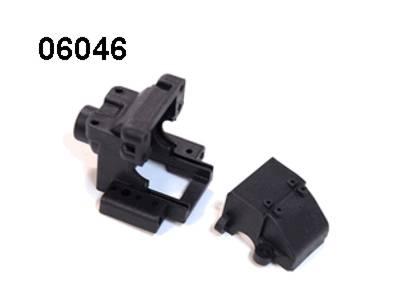 06046 Hintere Getriebebox